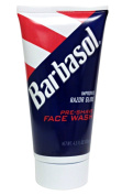 Barbasol PRE-SHAVE FACE WASH 130ml