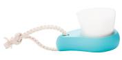 Danielle Enterprises Silky Clean Facial Brush, Blue