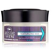 Aussie Texturizing Wax Serum For Men 50ml + Makeup Blender