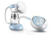 Bellema Mini Portable Single Electric Breast Pump| Great for Home, Work, Travel and On the Go.