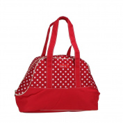 . Chic Shape Nappy Bag (Red)