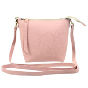 Aritone Women Fashion Colour Stitching Handbag Shoulder Bag Large Tote Ladies Cross Body Bag