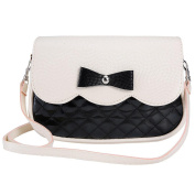 Aritone Women Shoulder Bag Bowknot Fashion Cross Body Bag Toiletry Bag