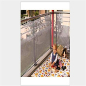 Xbes Xbes Outdoor Balcony and Stairway Safety net Deck Shield , Perfect for baby Safety; Pet Safety; Toy Safety