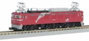 Z gauge T015-1 EF81 form electric locomotive Hokutosei paint