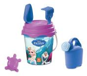 Frozen Beach Bucket Set - Spade/Rake/Sieve