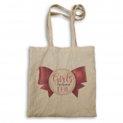 Girls Are Born In 1991 Cute Bow Novelty Tote bag ll32r
