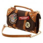 Harry Potter Hogwarts Crest Handbag brown