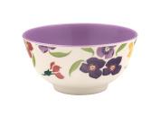 Emma Bridgewater WALLFLOWER Fruit Salad Bowl / Desert Bowl / Cereal Bowl / Picnic / Barbecue / Buffet Outdoor Dining BOWL