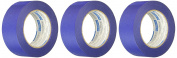 LINZER Blue Dolphin Painter's Tape, 5.1cm , Blue, 4.8cm X 60 Yd., 3 Rolls Per Pack
