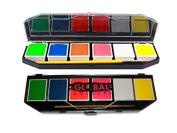 Global Colours Sample Palette - Neon 60gr