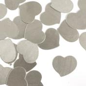 ImpressArt, Swirly Heart, Nickel Silver, 1.9cm Stamping Blanks- 24 pc.