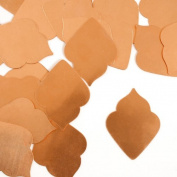 ImpressArt, Petal, Copper, 5.1cm Stamping Blanks- 24 pc.