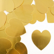 ImpressArt, Heart, Brass, 3.8cm Stamping Blanks- 24 pc.