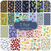 I Spy Scrap Bag (IS.SB) by Mixed Designers
