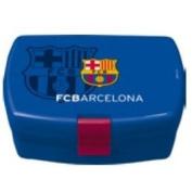 F.C Barcelona Plastic Sandwich Box