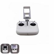 Hensych® MobileTablet Holder Extended Holder for DJI Phantom 3 Standard Edition Remote Control - Can be stretched clip