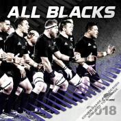 2018 All Blacks Wall Calendar