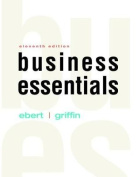 Business Essentials Plus 2017 Mybizlab with Pearson Etext -- Access Card Package
