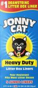Jonny Cat Heavy Duty Litter Box Liners, Jumbo, 5 Liners-Box