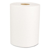 Boardwalk 611 Office Packs Perforated Towels, 2-Ply, White, 9 x 11, 70/Roll, 15 Rolls/Bundle
