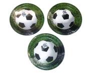 Sports Fanatic Soccer Bundle 23cm Plates
