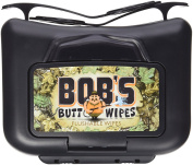 New Bob's Butt WipesTM Hanging Flushable Wipe Dispenser and 42ct Wipes