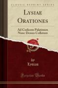 Lysiae Orationes [LAT]