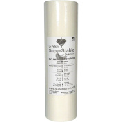 Cut away 90ml White 38cm x 25 yards roll. SuperStable Embroidery stabiliser