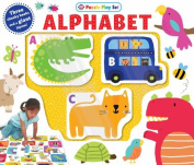 Alphabet Puzzle Playset [Board book]
