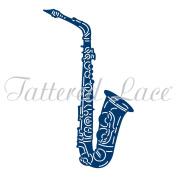 Essentials by Tattered Lace Dies ~ Jazz Saxophone, TTLETL557