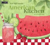 American Kitchen 2018 Wall Calendar