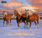 Horses in the Mist 2018 Wall Calendar