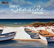 Seaside 2018 Wall Calendar