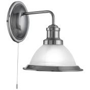 Searchlight Bistro Single Wall Light