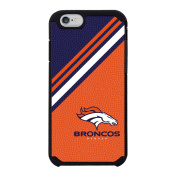 NFL Denver Broncos Diagonal Stripes Team colour NFL Football One 6 Case, Blue