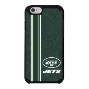 NFL New York Jets Vertical Stripes Team colour NFL Football One 6 Case, Green