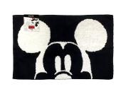 Disney Mickey Mouse Big Face Mickey Cotton Tufted Bath Rug