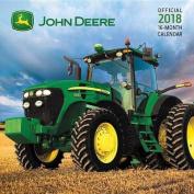 John Deere 2018 Wall Calendar
