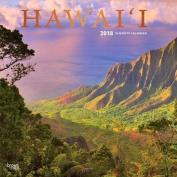 2018 Hawaii Wall Calendar