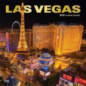 2018 Las Vegas Wall Calendar