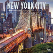 2018 New York City Wall Calendar