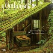 2018 Outhouses Wall Calendar