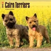 2018 Cairn Terriers Wall Calendar