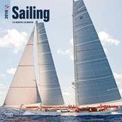 2018 Sailing Wall Calendar