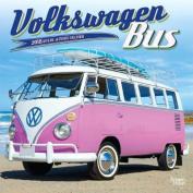 2018 Volkswagen Bus Wall Calendar