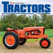 2018 Tractors Wall Calendar