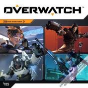 2018 Overwatch Wall Calendar