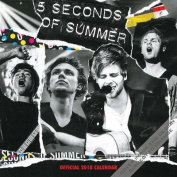 2018 5 Seconds of Summer Square