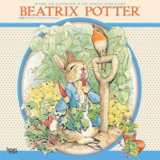 2018 Beatrix Potter Wall Calendar